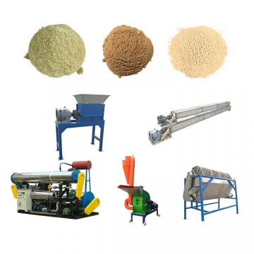 Fully Automatic dry extruded animal feed processing plant/production line/machinery