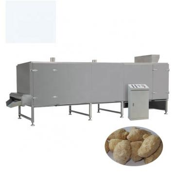 High quality fully automatic soya protein machine