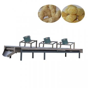 Extruded Tissue Soy Protein Production Line Textured Soy Protein Production Machine