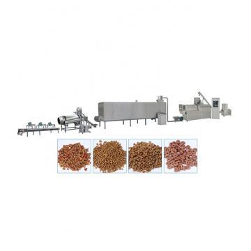 New Model Popular Efficient Automatic Dry Animal Dog Cat Pet Food Pellet Processing Production Line