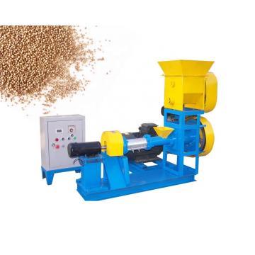 Advanced technology aquatic fish feed pellet making machine