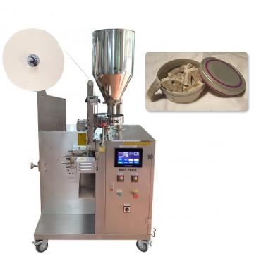 Continuous Automatic Packing Machine , Triangle Automatic Filling And Packing Machine