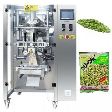 Grain Automated Packing Machine With Linear Weigher Large Volume Capacity