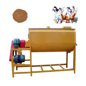 Animal Feed Making Machine Grass Pellet Mill With Customized Die Mould