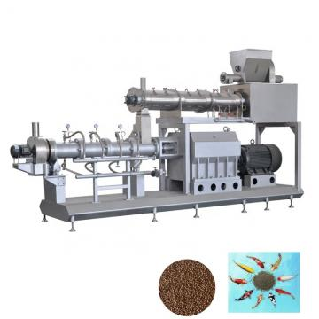 High Quality Big Output Fish Feed Mill Extruder