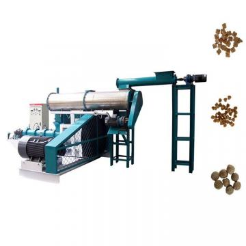 Fully Automatic Professional Fish Feed Processing Equipment Making Extruder Machine