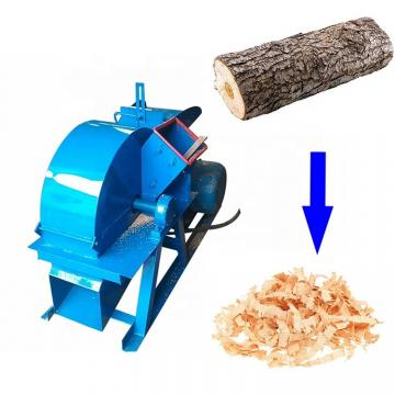 Wood chipper machine wood chips making machine