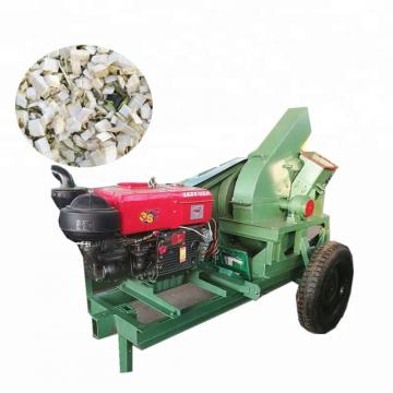 Forestry farm machinery 3 point hitch wood chipper shredder