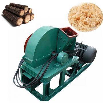 New design mobile wood chip shredder machine for wood chipper