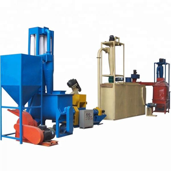 Low Costs High Quality Fish Feed Pellet Mill Catfish Feed Production Line #1 image