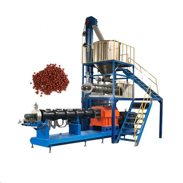 Small Capacity Feed Pellet Production Line For Making Animal Feed / Fish Feed #1 image