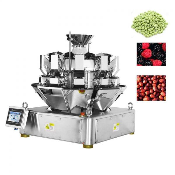 Small scale multi-function automatic tea leaf packing machine #3 image