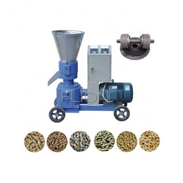 Poultry feed pellet making machine ,feed pellet machine #2 image