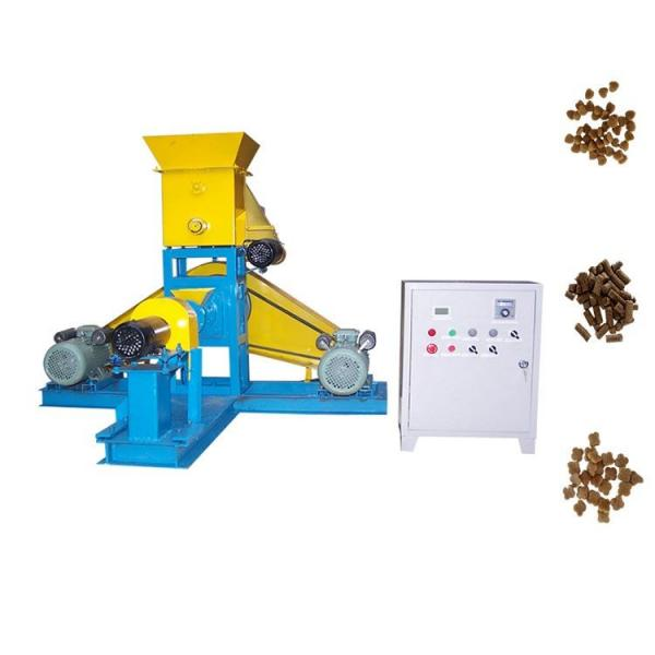 Small automatic chicken feed making machine animal feed pellet machine feed pellet mill for sale #1 image