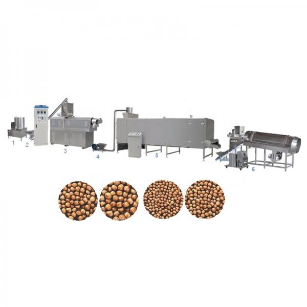 Small automatic chicken feed making machine animal feed pellet machine feed pellet mill for sale #2 image
